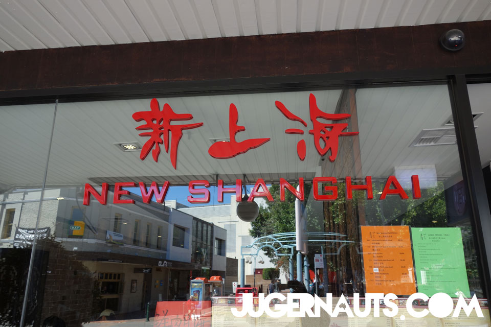 NEW SHANGHAI | ASHFIELD