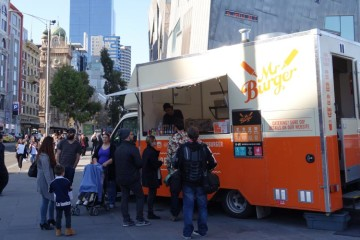 Mr Burger Melbourne Foodtruck (5)