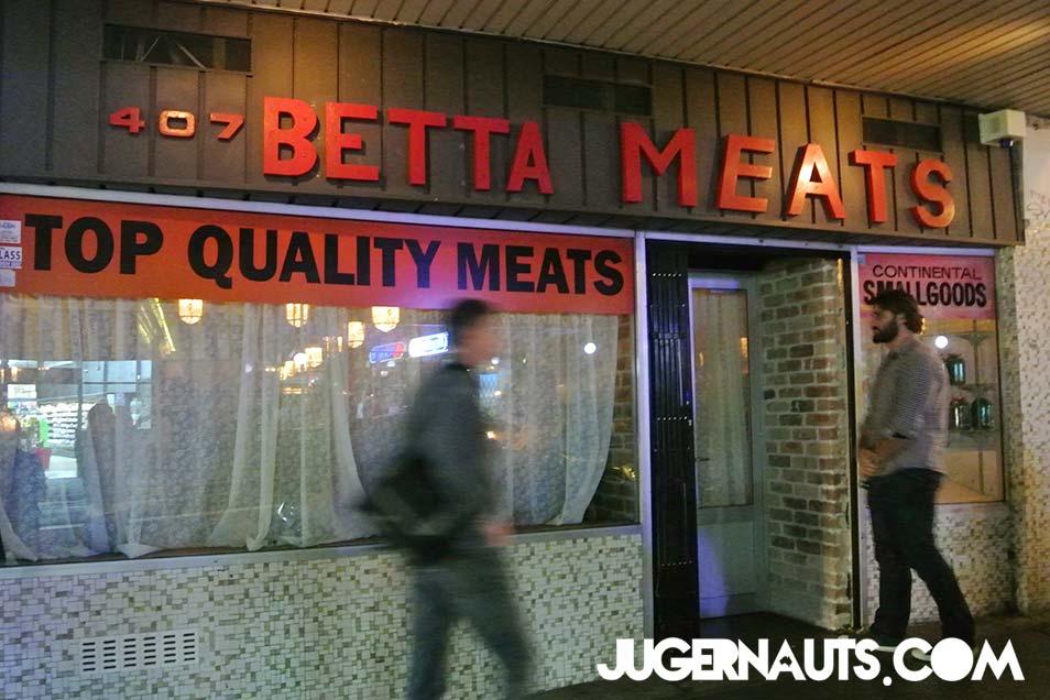 Earl S Juke Joint Newtown Jugernauts Sydney Foodblog