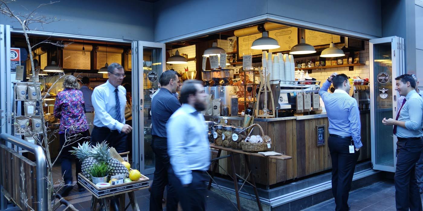Nook Urban Fresh Bar Sydney Cbd Jugernauts Sydney